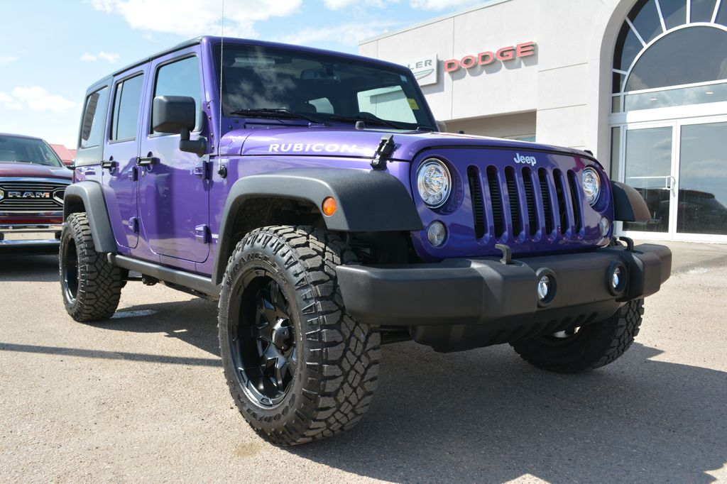 Beautiful New 2017 Jeep Wrangler Unlimited RUBICON  2017 BLOWOUT 15% OFF!! SAVE OVER