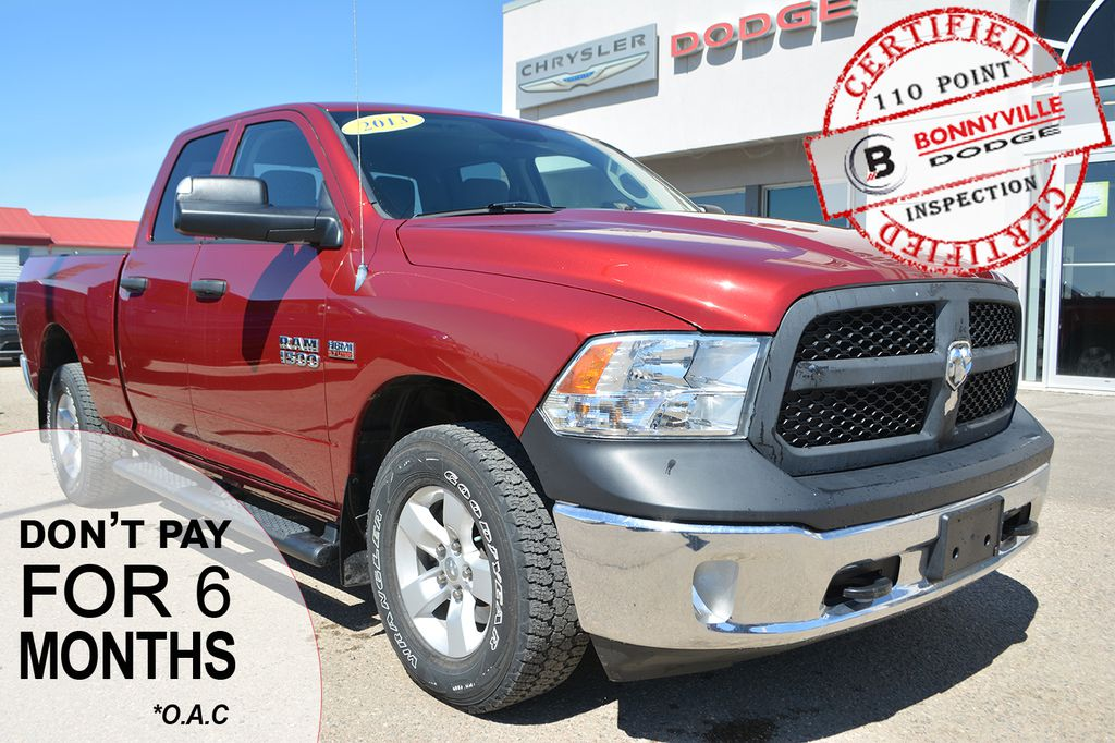 Pre Owned 2013 Ram 1500 St 5 7 Hemi Engine Box Liner Under 40 000