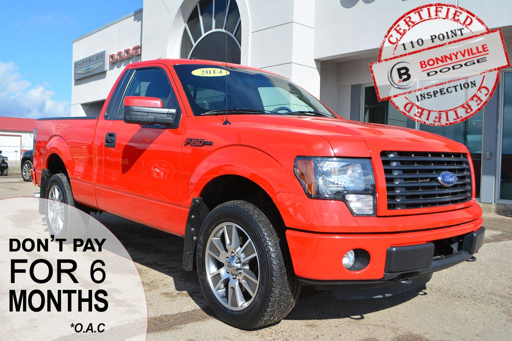 Pre-Owned 2014 Ford F-150 STX- UNDER 80,000 KMS, GREAT EVERYDAY COMMUTER TRUCK
