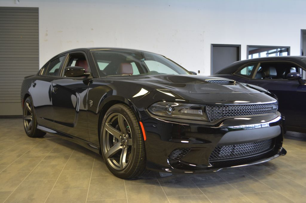 New 2018 Dodge Charger SRT HELLCAT 4 Door Car in Bonnyville 18 236
