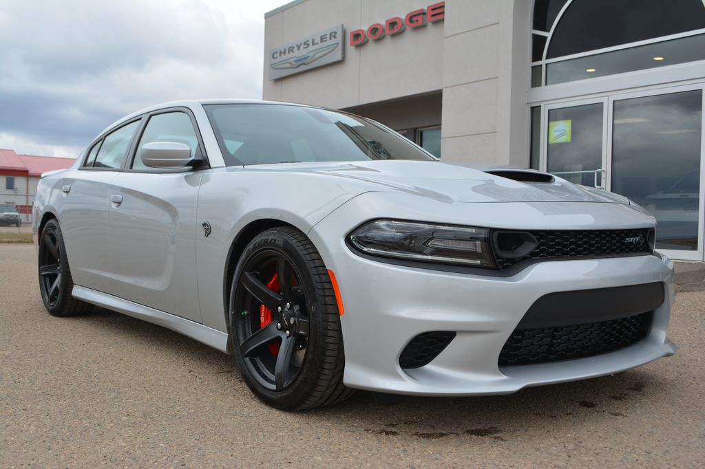 Dodge Charger Srt >> New 2019 Dodge Charger Srt Hellcat 4 Door Car In Bonnyville 19 220
