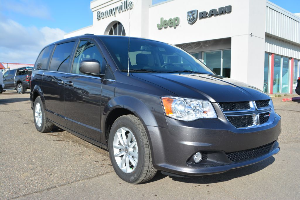 New 2019 Dodge Grand Caravan GRAND CARAVAN SE FWD