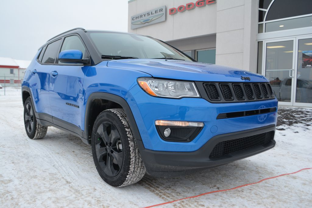 new 2019 jeep compass north 4 door sport utility in bonnyville #19