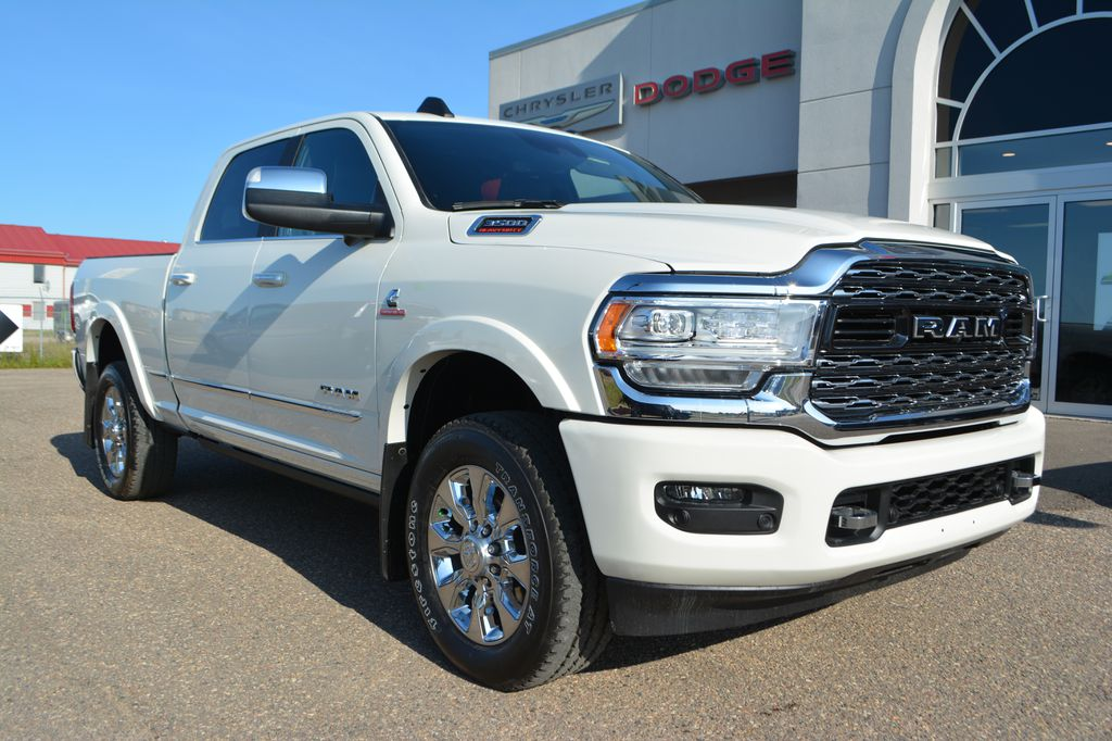 New 2019 Ram 3500 LIMITED CREW