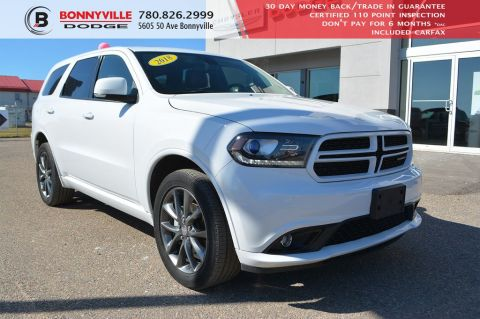 Pre-Owned 2018 Dodge Durango GT- Leather, 7 Passenger, Sunroof, Remote Start