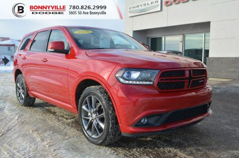 2018 Dodge Durango GT- Under 50,000 kms, Leather, DVD, Sunroof
