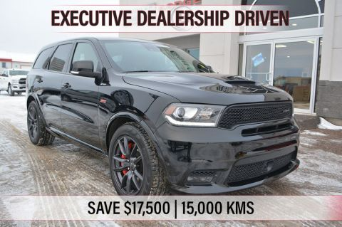 2018 Dodge Durango SRT- Executive Dealership Driven Vehicle, SAVE $17,500, Incl. 3M & WEATHER TECH MATS