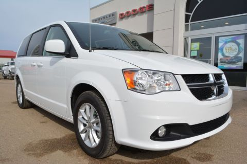 New 2019 Dodge Grand Caravan SE FWD