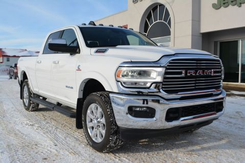 New 2019 Ram 3500 LARAMIE Four Wheel Drive 4 Door Pickup