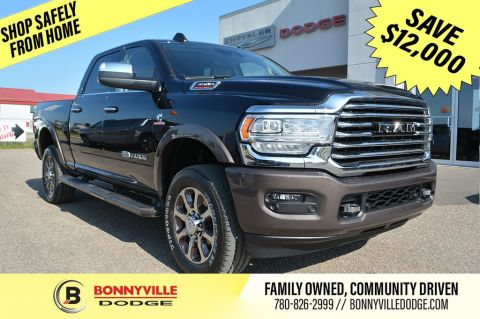 New 2019 Ram 3500 LONGHORN With Navigation