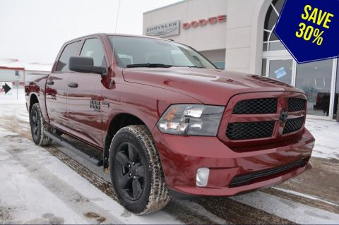 New 2019 Ram 1500 Classic ST Express- Classic Clearance Save 30% Four Wheel Drive 4 Door Pickup