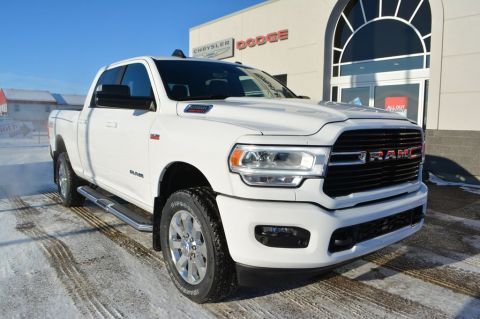 New 2019 Ram 2500 SLT Four Wheel Drive 4 Door Pickup