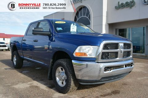2010 Dodge Ram 2500 SLT- Diesel, NO DEF to Worry about!